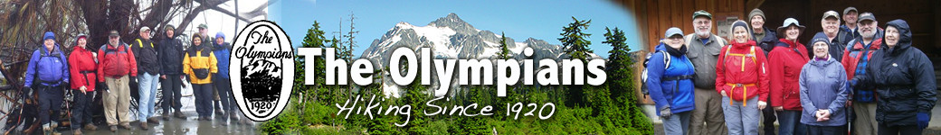 The Olympians Hiking Club